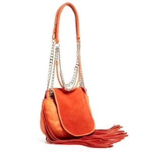 RAMY BROOK   Camille Fringe Messenger Shoulder Bag